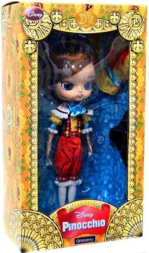 Disney Pinocchio Pullip Doll ()
