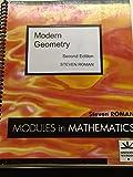 Modern Geometry 9781878015259