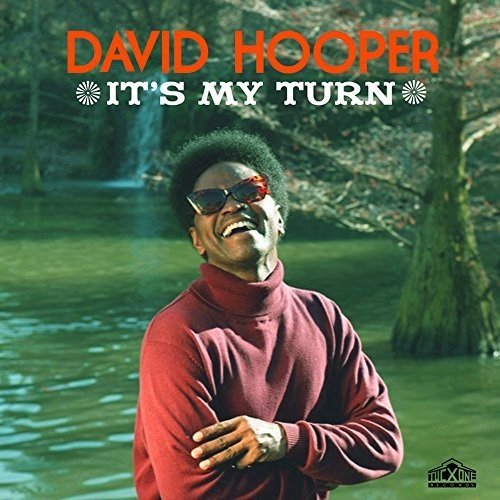 David Hooper - It\'s My Turn (LP Vinyl)
