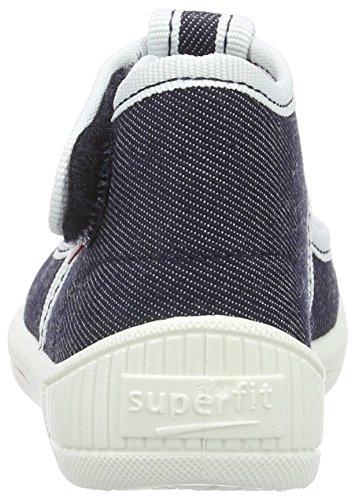 Superfit Bully - Zapatillas de casa Niños azul (océano)