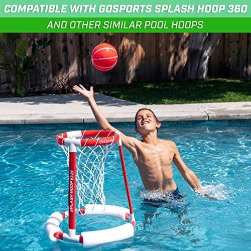 Amazon.com: GoSports - Juego de 3 pelotas de baloncesto para ...