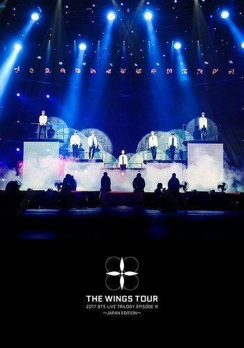 2017 BTS LIVE TRILOGY EPISODE III THE WINGS TOUR ~JAPAN EDITION~(첫 한정반)[DVD]