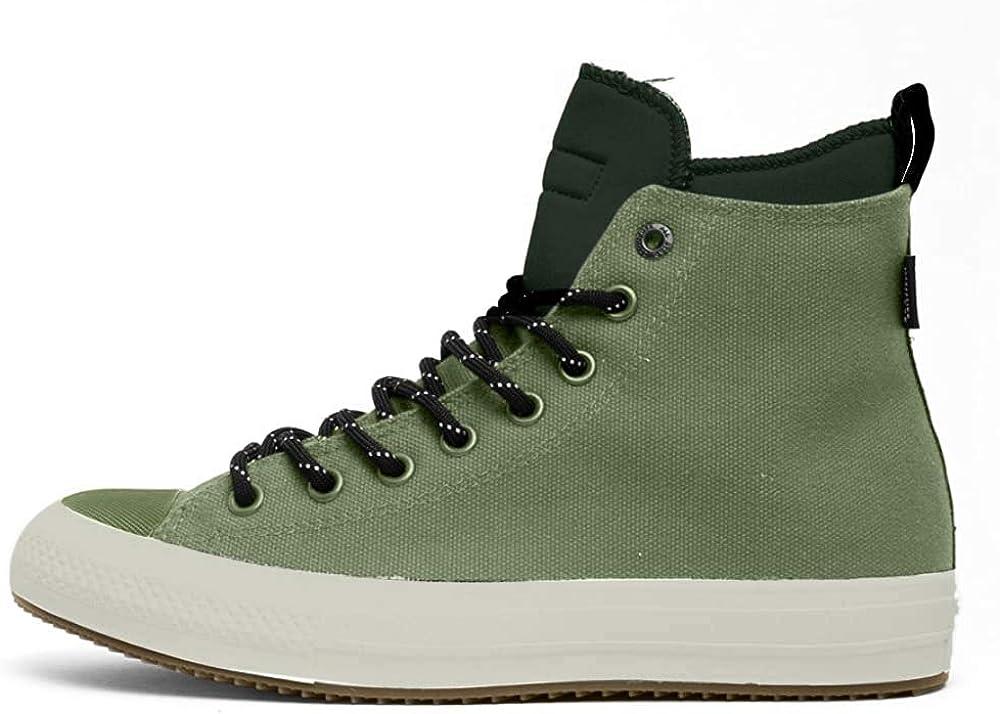 Vivienda Inocencia Escuela de posgrado  Converse Chuck Taylor All Star II Shield Canvas Sneaker Boot Hi Fatigue  Green/Green Onyx/Egret (4.5): Amazon.ca: Shoes & Handbags