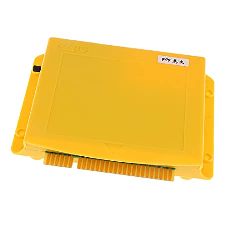 Buy PCB Jamma Board 999 In 1 Multi Arcade Games VGA/CGA