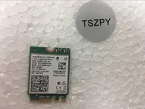 Amazon.com: Tarjeta inalámbrica WiFi de doble banda Intel ...
