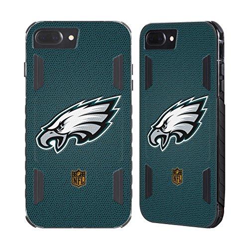 l Philadelphia Eagles Logo Black Evolution Case for Apple iPhone 7 Plus / iPhone 8 Plus ()