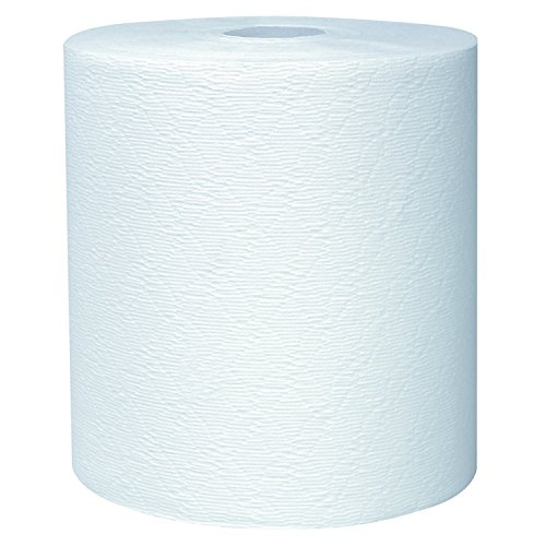 - Kleenex 50606 Hard Roll LRzFh Towels, 8 x 600ft, 1 3/4