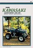 Kawasaki - Lakota Kef300, 1995-1999, Clymer Publications Staff and Penton Staff, 0892877308