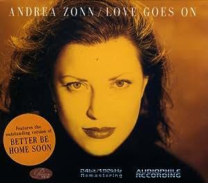Andrea Zonn - Love Goes On CD