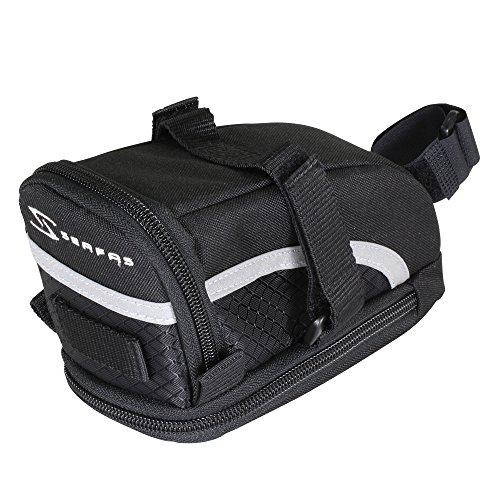 (Serfas Speed Bag (Black, Medium))