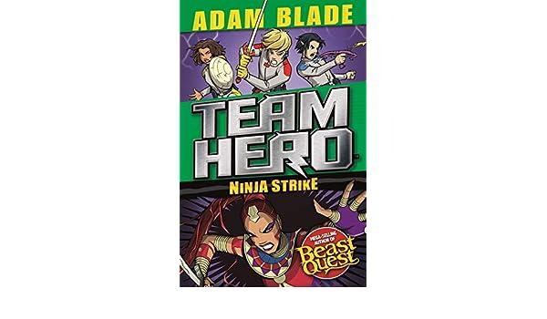 Ninja Strike: Series 4 Book 2 (Team Hero 3) (English Edition ...