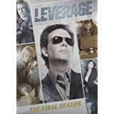 Leverage: The Final Season by Timothy Hutton
