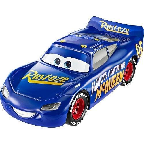 Blue Diecast Toy - 8