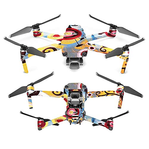 MightySkins Skin for DJI Mavic 2 Pro or Zoom - Nature Dream | Protective, Durable, and Unique Vinyl Decal wrap Cover | Easy to Apply, Remove, and Change Styles | Made in The USA