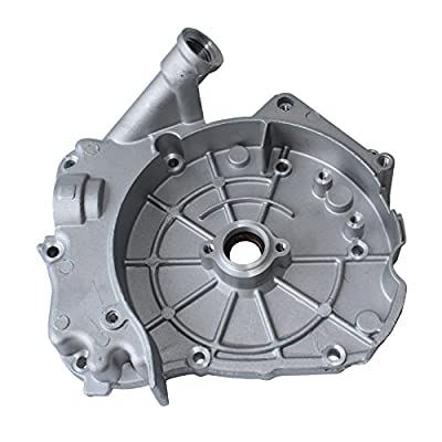 Right Side Crankcase Cover with Oil Seal for GY6 150 150cc Scooter Moped ATV Quad Bike 4 Wheeler Go Kart
