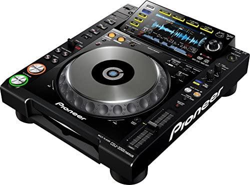 Amazon.com: Pioneer Digital DJ Turntable, Black, 10.50X19 ...