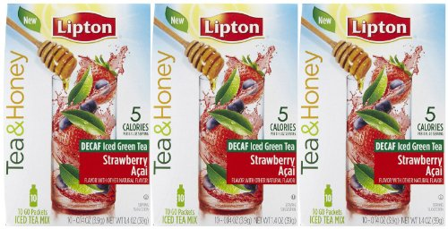 lipton-tea-honey-to-go-packets-decaf-strawberry-acai-iced-green-tea-10-ct-3-pk