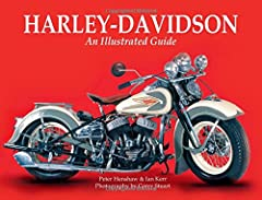 This illustrated guide is packed with interesting facts and follows the history of the famous Harley-Davidson company and the development of its famous bikes, which have earned a special place in the hearts of enthusiasts ever...