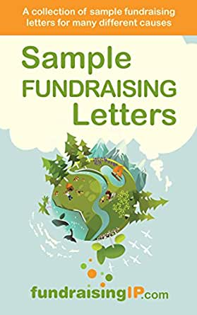 AmazonCom Sample Fundraising Letters A Collection Of Sample