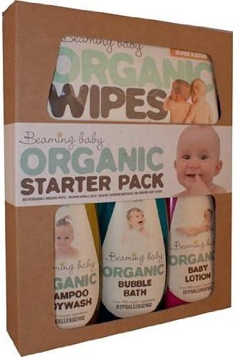 Organic Starter Pack – Beaming Baby: Amazon.es: Bebé