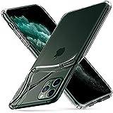 Spigen Liquid Crystal Designed for Apple iPhone 11 Pro Max Case (2019) - Crystal Clear