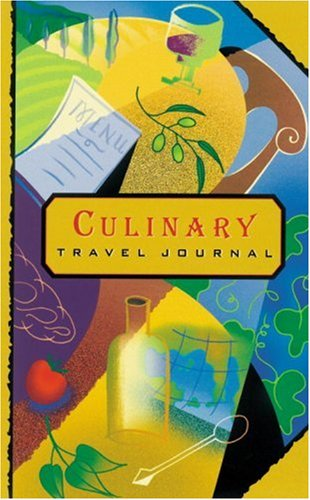 Culinary Travel Journal