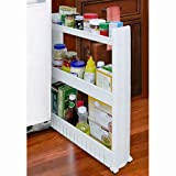 K&A Company Slide Out Storage Tower, 29.5'' x 21.7'' x 8 lbs