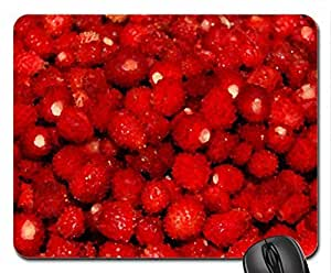 Berries ! Mouse Pad, Mousepad (Watercolor style)