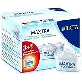 Brita Maxtra - Pack recambio filtros, set 3+1