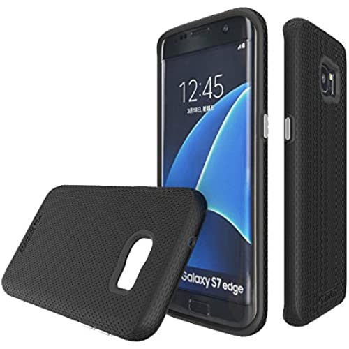 Galaxy S7 Edge case, s7e, S7Edge Toiko [X-Guard]. A sturdy, beautiful, protective case made of two layers perfect Sales