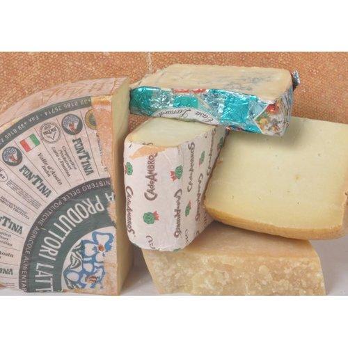 Italian Cheese Assortment - 5 Cheeses (8 oz Each)