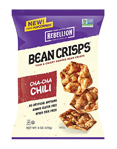 POPCORNERS Salt of the Earth, Bean Crisps