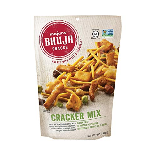 Bhuja Cracker Mix 7 Oz (Pack of 6) - Pack Of 6 (Nut Mix Bhuja)