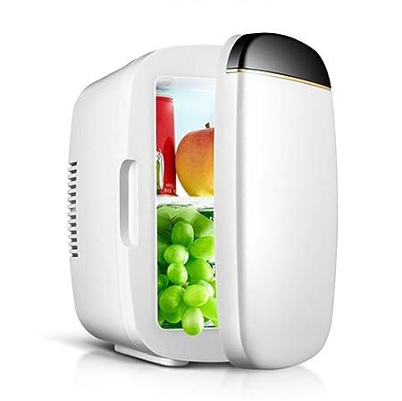Asnails Mini Refrigerador Personal Compacto, Portátil, Frío Y ...