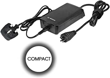 Bosch Compact - Cargador Unisex, Color Negro, Talla única: Amazon.es: Deportes y aire libre