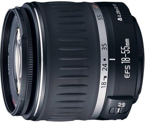 Canon EF-S レンズ 18-55mm F3 5-5 6 II USM