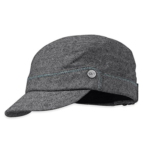 - Outdoor Research Women's Gabby Cap, Charcoal, 1size