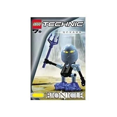 LEGO Bionicle TURAGA 8543 NOKAMA: Toys & Games