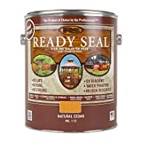 Best Deck Sealers - Ready Seal 112 1-Gallon Can Natural Cedar Exterior Review