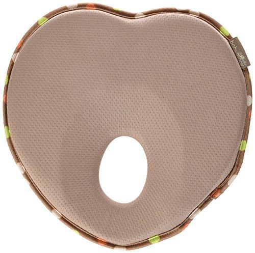 Babymoov Lovenest- Flat-Head Pillow, Taupe