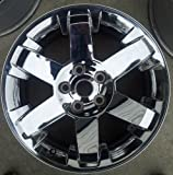 2012 dodge ram 1500 rims - 20 INCH 2009 2010 2011 2012 DODGE RAM 1500 LARAMIE OEM CHROME ALLOY WHEEL RIM 2365 20X9 1EE16TRMAC 1EE16SZ0AC