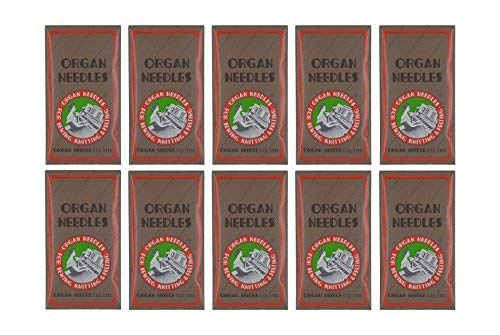 organ universal needles - 9