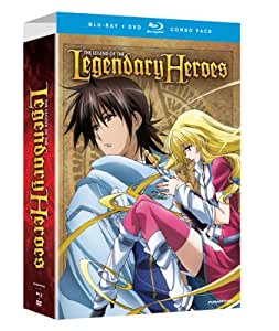 The Legend of the Legendary Heroes: Part One (Limited Edition Blu-ray/DVD Combo)