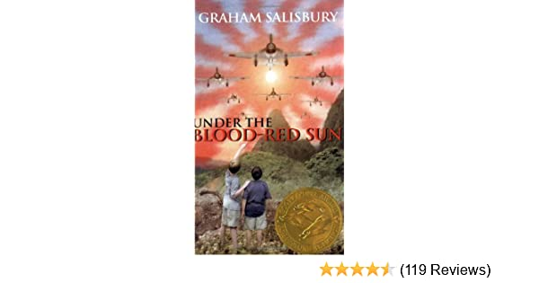 Amazon under the blood red sun 9780553494877 graham amazon under the blood red sun 9780553494877 graham salisbury books fandeluxe Images