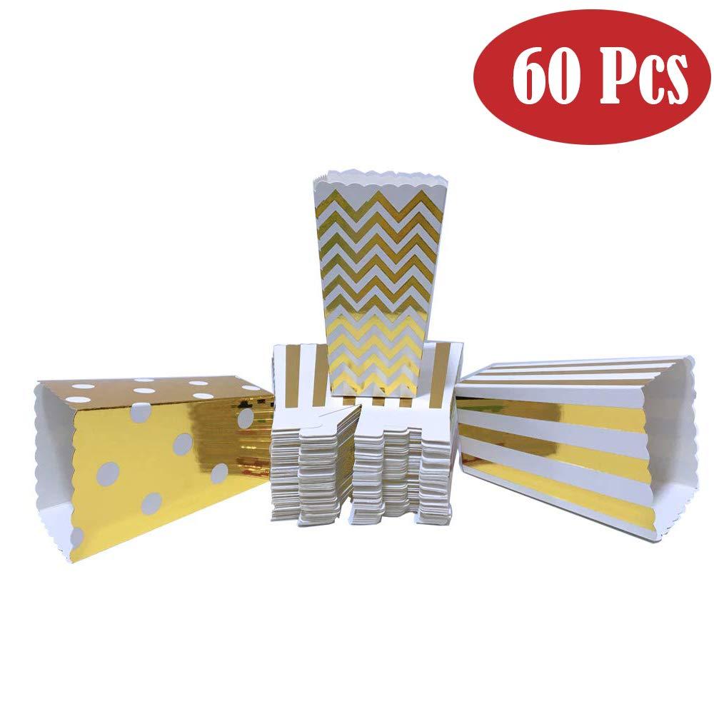 60 sacchetti popcorn per saliera popcorn e caramelle Winiron