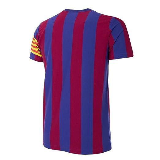 COPA Football - FC Barcelona Capitán Camiseta - Blaugrana: Amazon.es: Deportes y aire libre