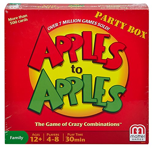 Mattel Apples Party Box Game