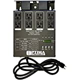 MATRIX DMX 4ch. Double Output Dimmer Pack