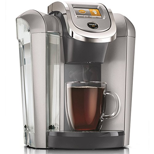 Keurig 2.0 K525 Plus - Limited Edition Color Aluminum