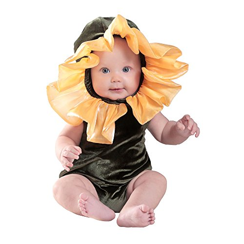 Princess Paradise Baby Anne Geddes Flower Deluxe, As Shown, 6 to 12 Months ()